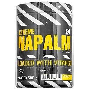 Fitness Authority Xtreme Napalm Loaded with Vitargo 500g 1/1