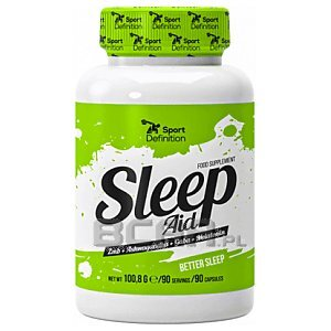 Sport Definition Sleep Aid 120tab. 1/1