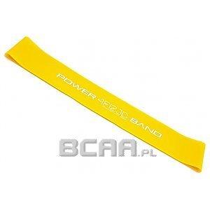 4FIZJO Taśma Mini Band Żółta 0,8mm 1/1