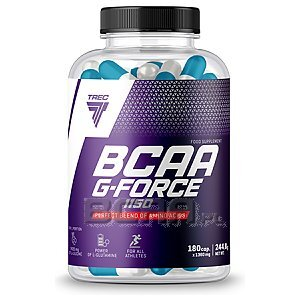 Trec BCAA G-Force 180kaps. 1/1