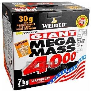 Weider Giant Mega Mass 4000 7000g 1/1