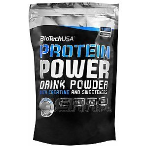 BioTech USA Protein Power 1000g 1/2