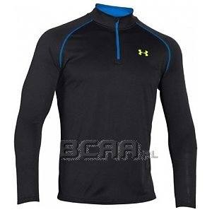 Under Armour Bluza Męska Tech™ ¼ Zip T 1242220-010 czarny 1/5