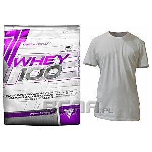 Trec Whey 100 + T-Shirt GRATIS! 2000g 1/3