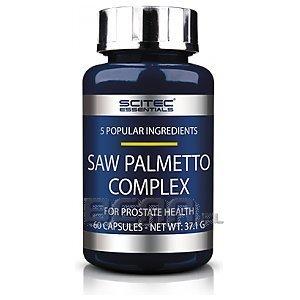 Scitec Saw Palmetto Complex 60kaps. 1/1