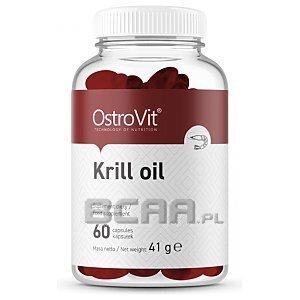OstroVit Krill Oil 60kaps. 1/1