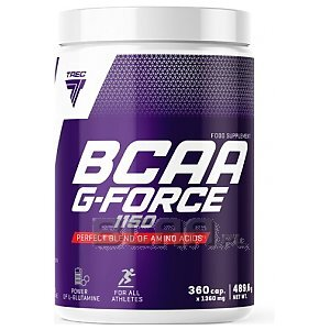 Trec BCAA G-Force 360kaps. 1/1