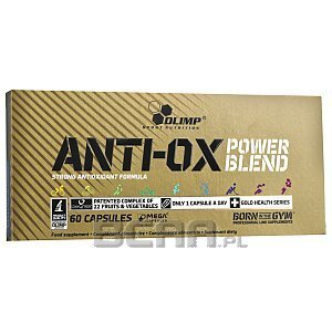 Olimp Anti-OX Power Blend 60kaps. 1/1