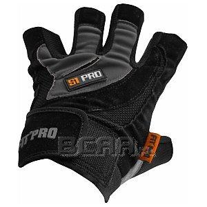 Power System Rękawice Treningowe S1 Pro czarno-szare 1/2