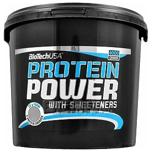 BioTech USA Protein Power 4000g 1/1