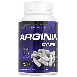 Vitalmax L-Arginin Caps 500mg 60kaps. 1/1