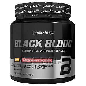 BioTech USA Black Blood NOX+ 330g [promocja] 1/2