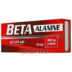 Activlab Beta-Alanine 60kaps. 1/3