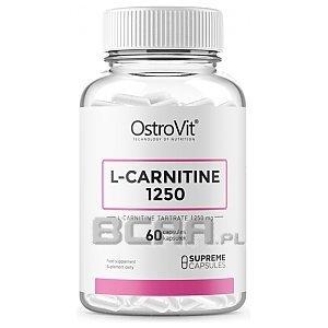 OstroVit Supreme L-Carnitine 1250 60kaps. 1/1