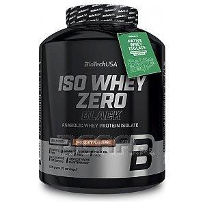 BioTech USA Iso Whey Zero Black 2270g 1/1