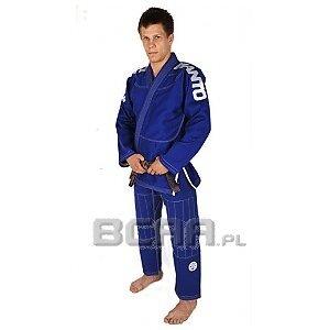 Manto Kimono BJJ Gi X Niebieskie A1 1/1