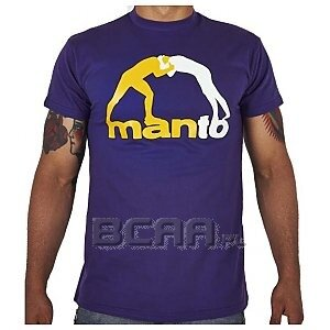 Manto T-Shirt Classic `13 Purpurowy  1/1