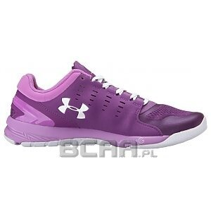 Under Armour Buty Damskie Charged Stunner Training 1266379-531 fioletowy 1/7