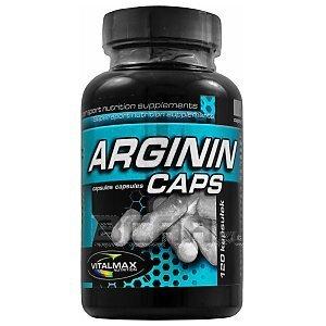 Vitalmax L-Arginin Caps 500mg 120kaps. 1/2