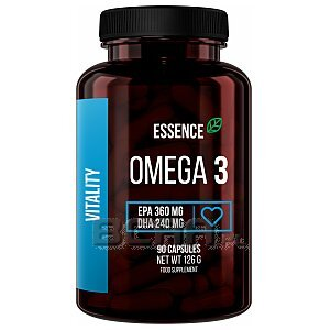 Essence Nutrition Omega 3 90kaps. 1/2