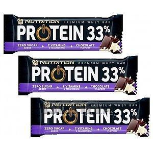Go On Nutrition Baton Protein Bar 33% 3x50g 1/1