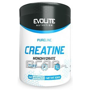 Evolite Creatine Monohydrate 500g 1/1