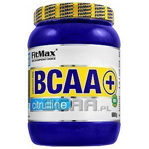 Fitmax BCAA + Citrulline 600g 1/2