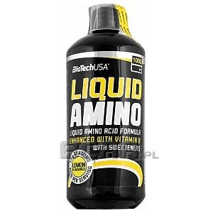 BioTech USA Liquid Amino Acid 1000ml 1/1