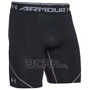 Under Armour Men`s HeatGear Armour Stretch Compression Short czarny 1/1