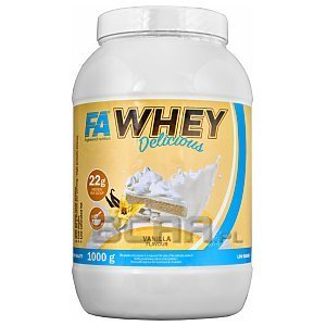 Fitness Authority Whey Delicious 1000g 1/3
