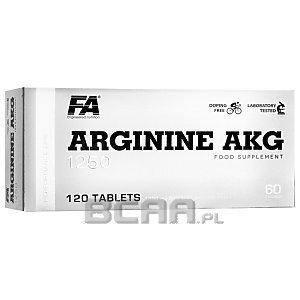 Fitness Authority Arginine AKG 1250 120tab. 1/1
