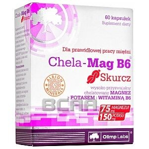 Olimp Chela-Mag B6 Skurcz 60kaps. 1/1