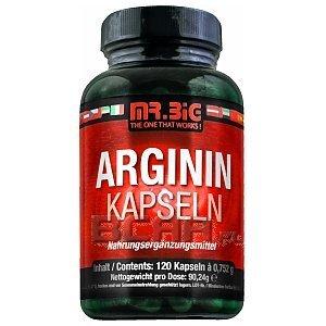 Mr. Big Arginin Kapseln 120kaps. 1/1