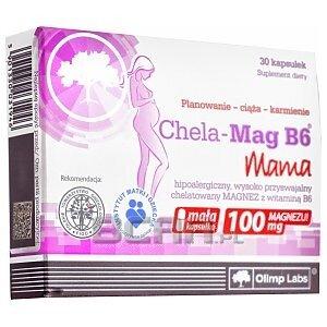 Olimp Chela-Mag B6 Mama 30kaps. 1/1