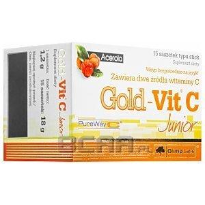 Olimp Gold-Vit C Junior 15sasz. 1/3