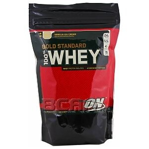 Optimum Nutrition 100% Whey Gold Standard 454g 1/1