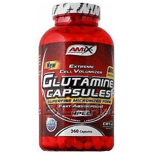 Amix L-Glutamine Capsules 360kaps. 1/1