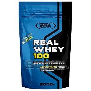 Real Pharm Real Whey 2000g Wyprzedaż! 1/1