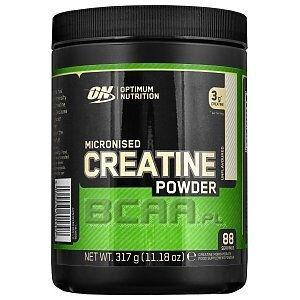 Optimum Nutrition Micronized Creatine Powder 317g 1/1