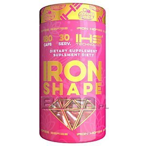 Iron Horse Series Iron Shape 180kaps. 1/1