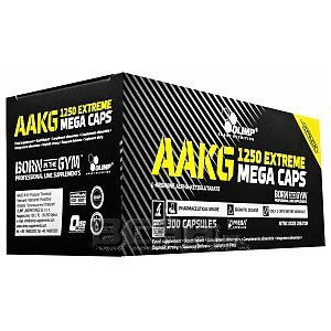 Olimp AAKG 1250 Extreme Mega Caps 300kaps. 1/2