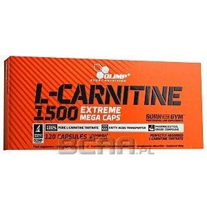 Olimp L-Carnitine 1500 Extreme 120kaps. [promocja] 1/2