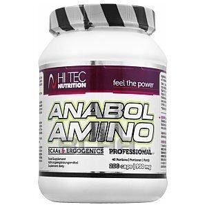 Hi Tec Amino Anabol Professional (BCAA) 200kaps. 1/2