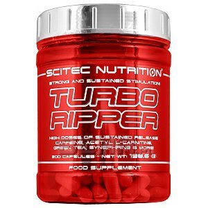 Scitec Turbo Ripper 200kaps. 1/1