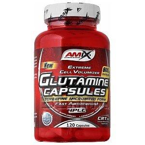 Amix L-Glutamine Capsules 120kaps. 1/1