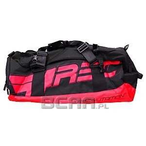 Trec Nutrition Training Bag 004 92L - Czerwono-czarna  1/3