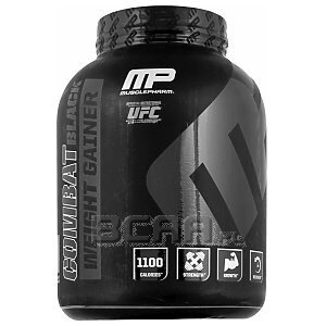 Muscle Pharm Combat Black Weight Gainer 2270g 1/1