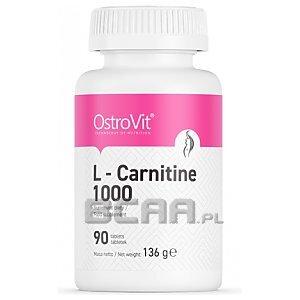 OstroVit L-Carnitine 1000 90tab. 1/2