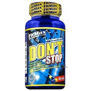 Fitmax Don't Stop 60kaps. 1/1