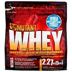 PVL Mutant Whey 2270g Wyprzedaż! 1/1